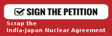 India-Japan-Nuclear-Agreement-petition
