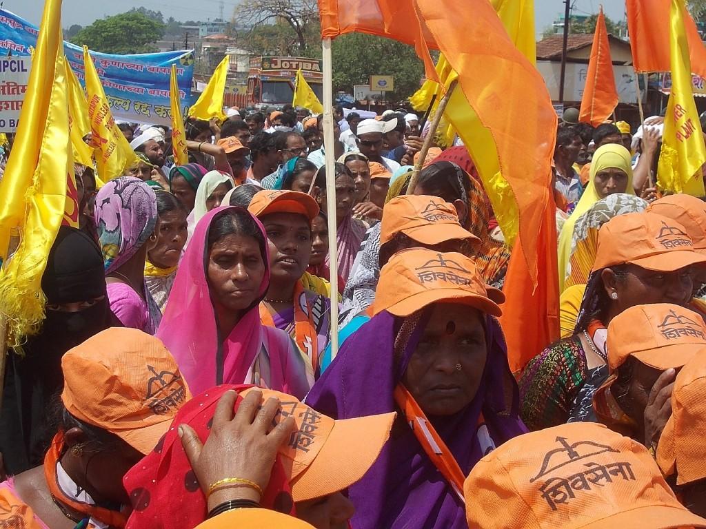 Demo Ratnagiri, 19.März 2015